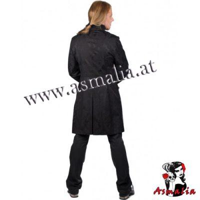 Aderlass Admiral Coat Brocade (Schwarz) 2
