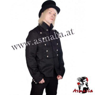 Corsair Jacket Denim von Aderlass Asmalia Gothic Shop