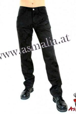 Aderlass Jeans Brocade (Schwarz)