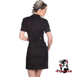 Aderlass Military Dress Denim (Schwarz) 1
