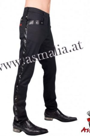 Aderlass Rockstar Pants Denim (Schwarz)