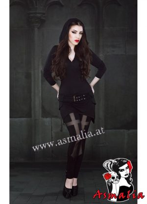 Gothic Hades Cross Leggings Necessary Evil 3