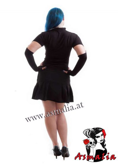 Milisha Safety Pin Mini Skirt Necessary Evil 1