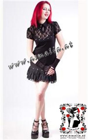 Morrigan Minikleid Necessary Evil N1154