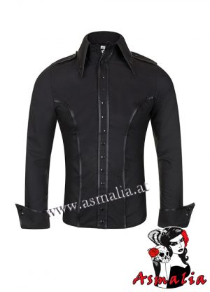 N1296 Orcus Mens Shirt Necessary Evil 1