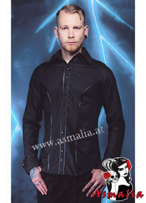 N1296 Orcus Mens Shirt Necessary Evil