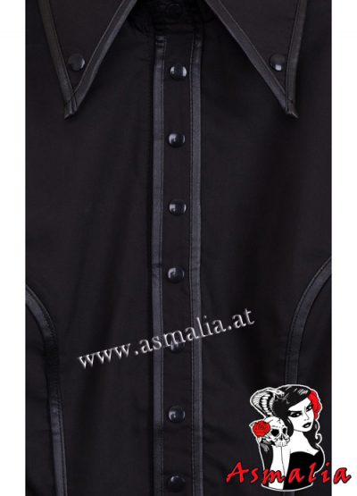 N1296 Orcus Mens Shirt Necessary Evil 4
