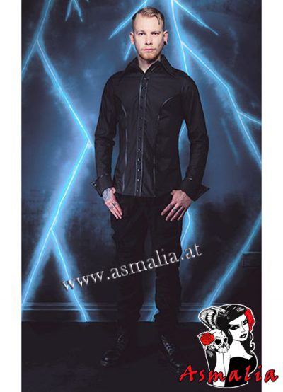 N1296 Orcus Mens Shirt Necessary Evil 5