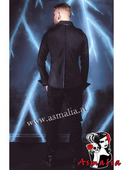 N1296 Orcus Mens Shirt Necessary Evil 6