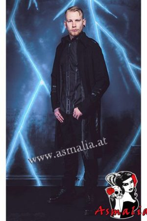 Orcus Mens Coat Necessary Evil