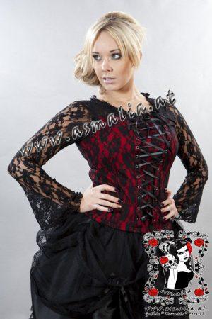 Sarah Top rot Burleska
