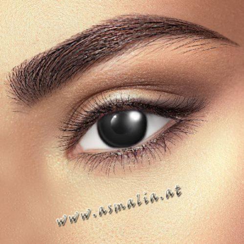 Black Kontaktlinsen