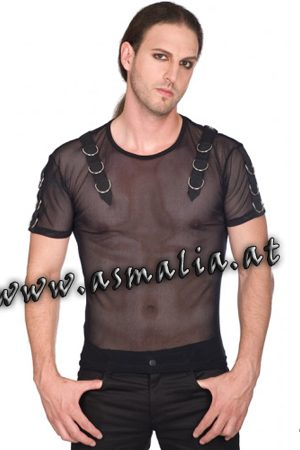 Battle Shirt Net von Aderlass Asmalia Gothic Shop