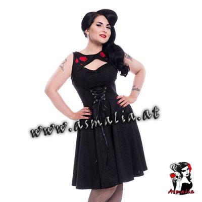 Adina Kleid von Poizen Industries im Gothic Shop Asmalia