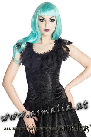 Sinister ärmelloses Top 971 im Gothic Shop Asmalia