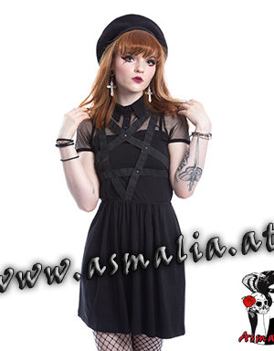 Esther Dress Kleid Heartless 1 Asmalia Gothic Shop